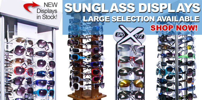 Wholesale Sunglass Displays