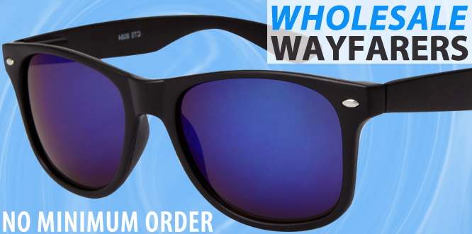 Wholesale Wayfarers at CTS Wholesale Sunglasses