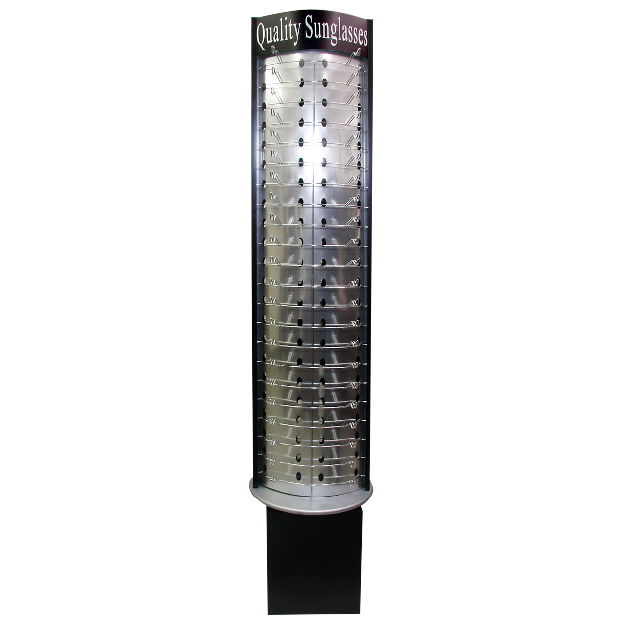 Rotating Sunglass Display 7069 (1 pc.) Holds 88 Pair