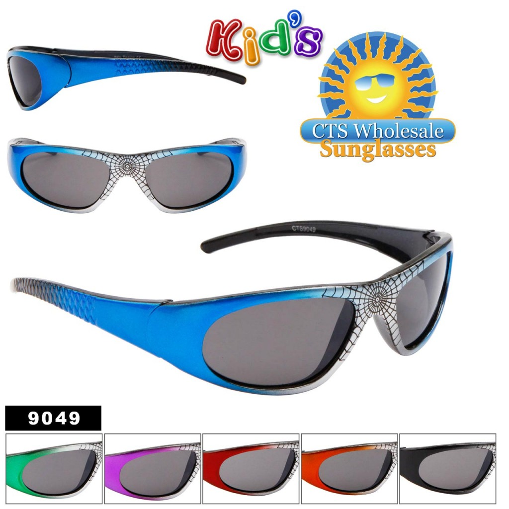 Spiderman Sunglasses for Kid's 9049