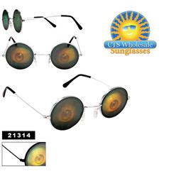 Crazy Eyes Hologram Sunglasses