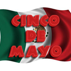 Top Selling Sunglasses at Cinco de Mayo Event (Image of Mexican Flag)