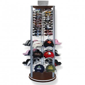 Hat & Sunglass Display