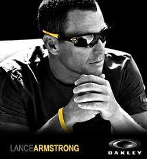 Lance Armstrong for Oakley