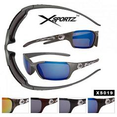 Xsportz Sunglasses with Flames