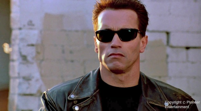 fdec0dba46 Sunglasses in the movies  The Terminator - CTS Wholesale LLC.