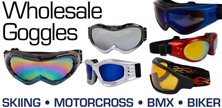 Wholesale Goggles