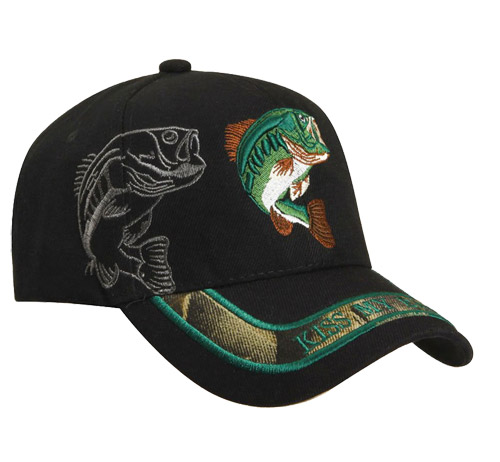 Fishing Baseball Hat