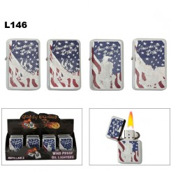 Wholesale Lighters American Flag