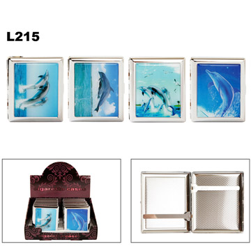 Dolphin Cigarette Cases
