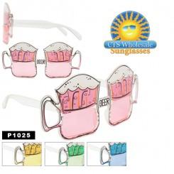 Beer Mug Party Glasses