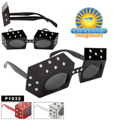Dice Party Glasses