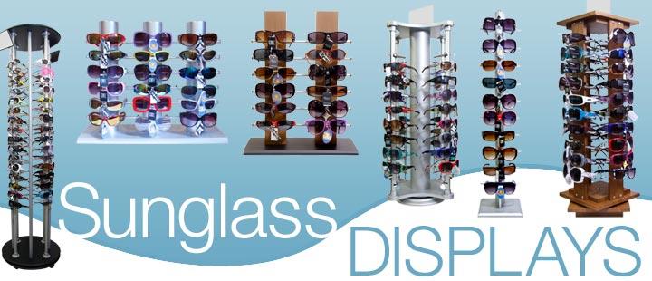 Sunglass Displays