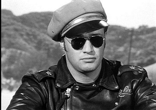 Sunglasses in the movies  The Wild One - CTS Wholesale LLC. 0ca2dbc000d